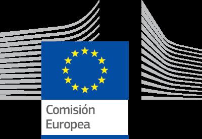 Logo Comisión Europea Español