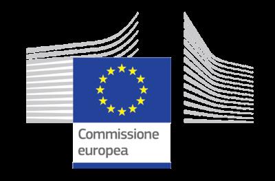 Logo Comisión Europea Italiano
